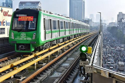 Vì sao đã xong 99%, đường sắt Cát Linh - Hà Đông tiếp tục chậm tiến độ? ảnh 1