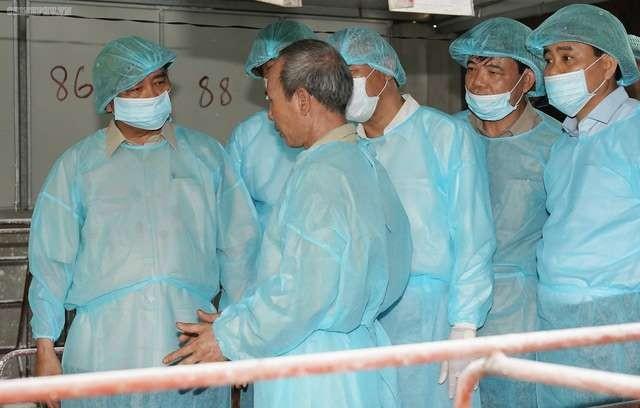 Thủ tướng vừa chỉ đạo Bộ Nông nghiệp và Phát triển nông thôn cùng Bộ Khoa học và Công nghệ nghiên cứu, chế tạo văcxin phòng chống dịch tả heo châu Phi.