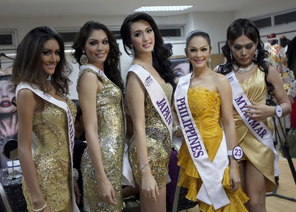 Điểm mặt những hoa hậu chuyển giới đẹp nhất châu Á ảnh 9