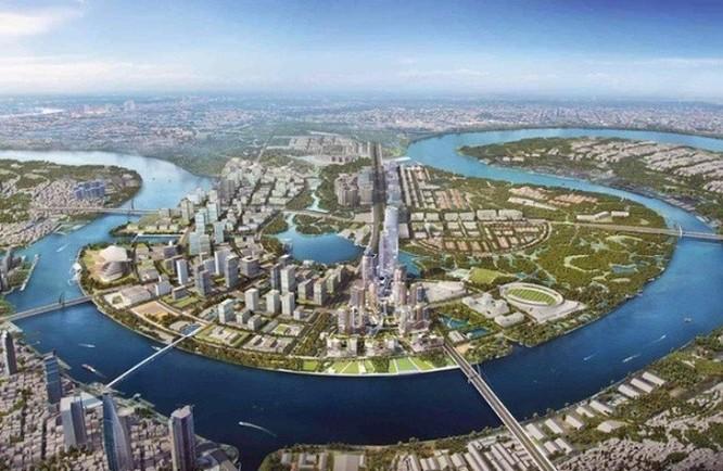 Chủ tịch TP.HCM cam kết thực hiện nghiêm kết luận về Khu đô thị mới Thủ Thiêm ảnh 1
