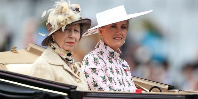 Những chiếc mũ gây ấn tượng nhất từ Royal Ascot 2019 ảnh 12