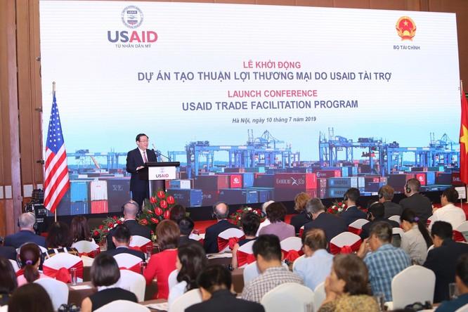 Đại sứ Hoa Kỳ: Thị trường Việt Nam quan trọng với doanh nghiệp Hoa Kỳ! ảnh 1