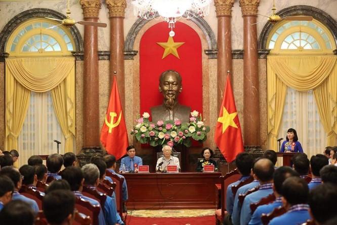 Tổng Bí thư, Chủ tịch nước Nguyễn Phú Trọng: Cần tăng cường sức đề kháng trước mặt trái của xã hội ảnh 2