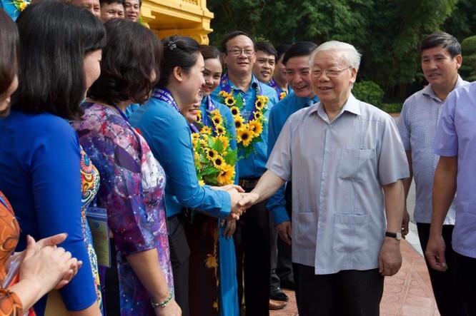 Tổng Bí thư, Chủ tịch nước Nguyễn Phú Trọng: Cần tăng cường sức đề kháng trước mặt trái của xã hội ảnh 1
