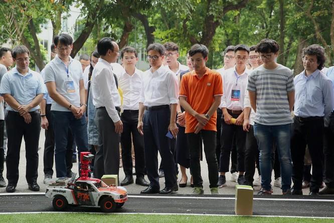 Phó Thủ tướng Vũ Đức Đam nêu 3 bài toán cơ bản của Việt Nam ảnh 1