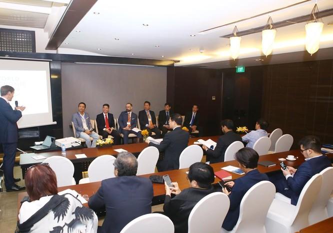 Bộ trưởng Nguyễn Mạnh Hùng: ASEAN số sẽ làm cho ASEAN trở thành một khối ảnh 1
