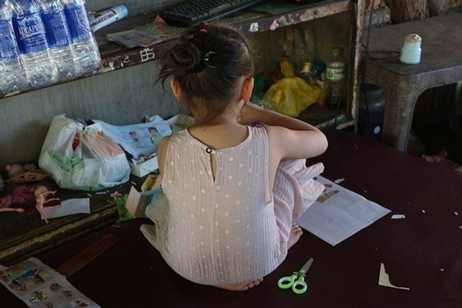 Công an Nghệ An chính thức kết luận vụ bé gái 6 tuổi nghi bị xâm hại ảnh 1