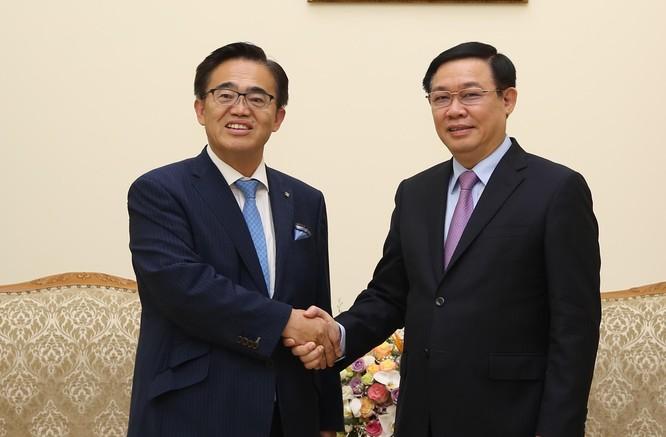 Chuyên gia Nhật đề xuất đầu tư dự án cao tốc nối TP.HCM và sân bay Long Thành ảnh 1