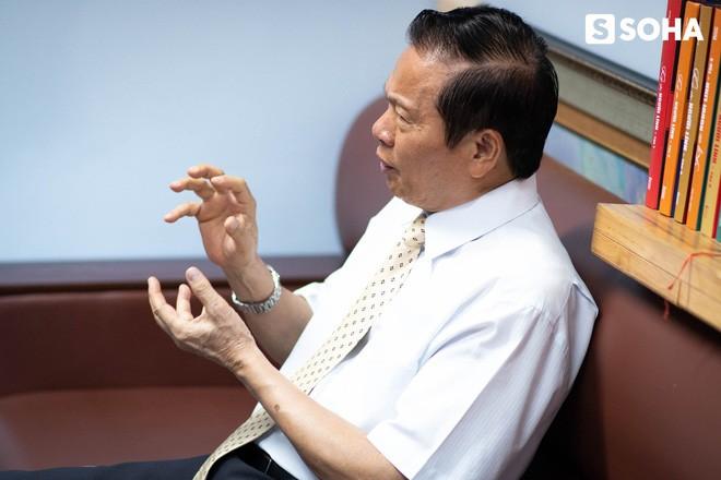 7 lời khuyên về sức khỏe của Đại tướng Võ Nguyên Giáp và bí quyết sống khỏe của Nguyên Bộ trưởng Lê Doãn Hợp - Ảnh 20.