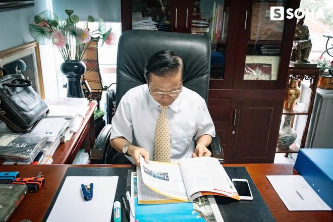7 lời khuyên về sức khỏe của Đại tướng Võ Nguyên Giáp và bí quyết sống khỏe của Nguyên Bộ trưởng Lê Doãn Hợp - Ảnh 24.