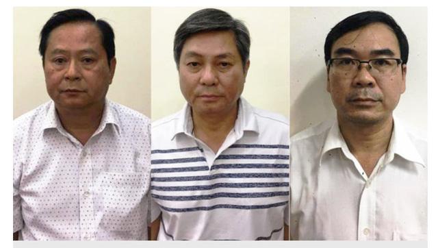 """Tiếp tay Vũ """"nhôm"""" xẻ thịt đất công, nguyên Phó Chủ tịch UBND TP.HCM Nguyễn Hữu Tín bị truy tố đến 20 năm tù ảnh 1"""