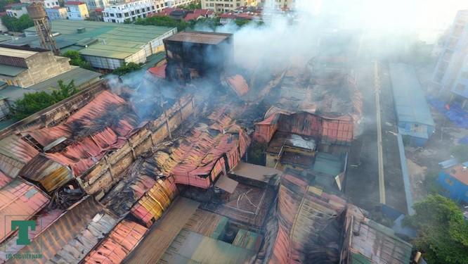 Vụ cháy Công ty Rạng Đông: Loại trừ nghi vấn phá hoại ảnh 2