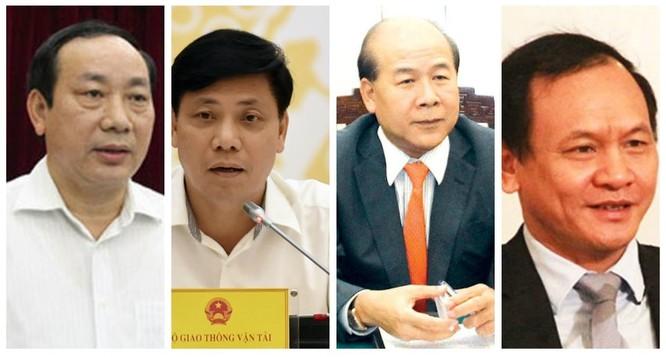 Xóa tư cách nguyên Thứ trưởng của ông Nguyễn Hồng Trường và thi hành kỷ luật 3 lãnh đạo Bộ GTVT ảnh 1