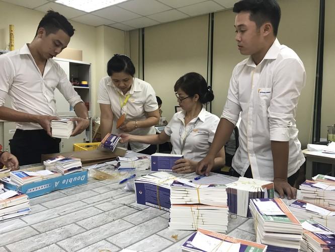 Bắt đầu chuyển phát hơn 18.000 vé trận Việt Nam - Malaysia vòng loại World Cup ảnh 1