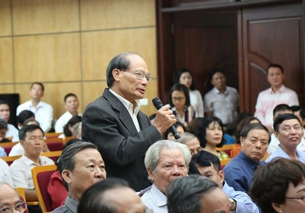 Cử tri Nguyễn Văn Đoàn, Ba Đình.
