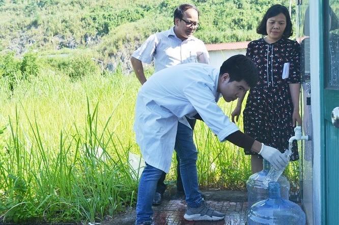 Sở Y tế Hà Nội lần thứ ba kết luận nước sạch sông Đà đạt quy chuẩn về styren ảnh 1