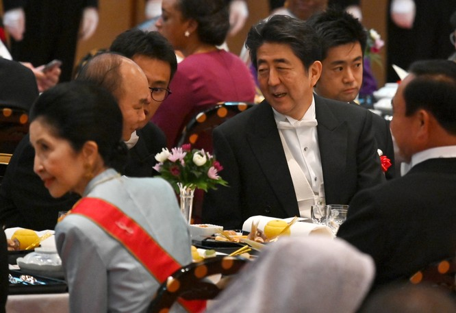 Việt Nam - Nhật Bản: Quan hệ Đối tác chiến lược sâu rộng ảnh 1