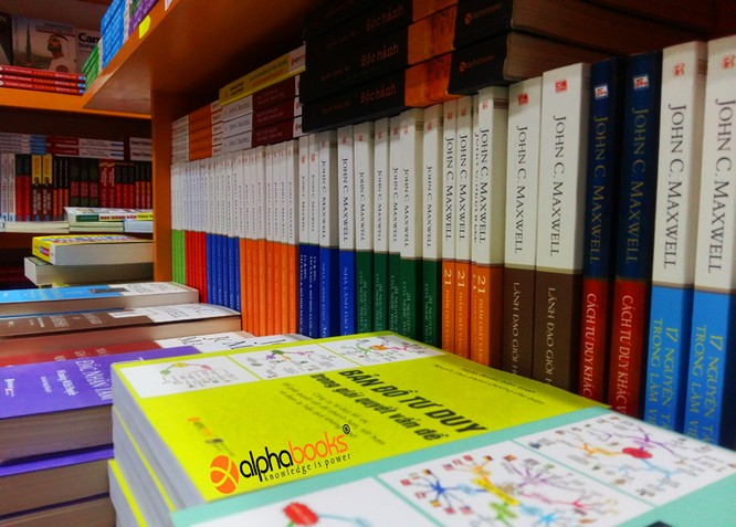Chủ tịch Alpha Books Nguyễn Cảnh Bình: Internet không hạn chế mà mở ra không gian mới cho ngành xuất bản ảnh 1