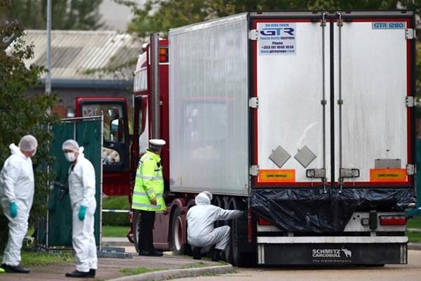 Thứ trưởng Bộ Ngoại giao: Việt Nam chưa được tiếp cận hồ sơ vụ 39 người tử vong tại Anh ảnh 1