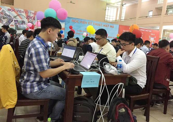 """4 sinh viên ĐH Công nghệ - ĐHQGHN xuất sắc giành vé tham dự """"Sinh viên với An toàn thông tin ASEAN 2019"""" ảnh 1"""