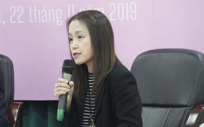 Bà Naomi Kitahara - Trưởng Đại diện UNFPA.