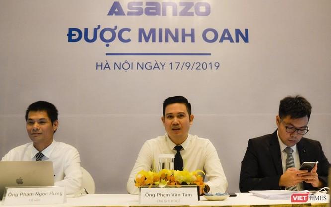 Sharp Việt Nam tố cáo Asanzo tạo tài liệu giả mạo để lừa người tiêu dùng và báo chí ảnh 1