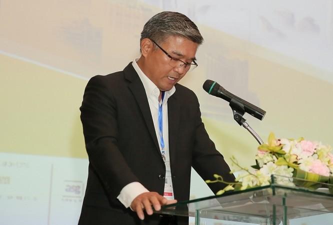 Ông Phan Đình Điền - Giám đốc Ngân hàng Nông nghiệp Chi nhánh Trung tâm Sài Gòn, Founder Rapbank Việt Nam