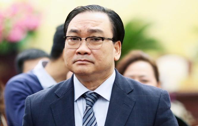 Ông Hoàng Trung Hải, Bí thư Thành ủy Hà Nội. Ảnh: Võ Hải - VnExpress