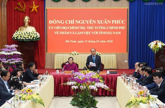 Duy Tiên - Hà Nam chính thức trở thành thị xã ảnh 2