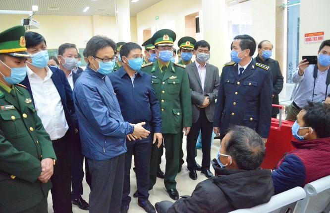 Quảng Ninh kiểm soát chặt biên giới, ngăn chặn dịch do virus Corona ảnh 1