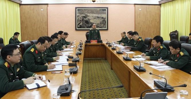 Gần 600 công dân Việt Nam được Trung Quốc bàn giao, ăn ở theo tiêu chuẩn bộ đội ảnh 1