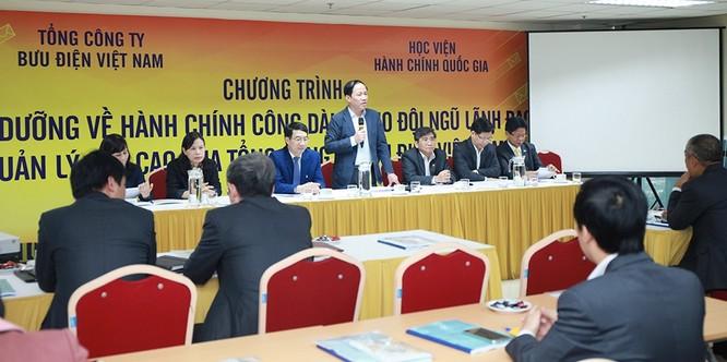 """Thứ trưởng Phạm Anh Tuấn: Chính phủ điện tử """"đo"""" bằng dịch vụ hành chính công trực tuyến ảnh 1"""