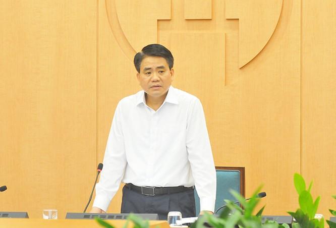 """Chủ tịch Nguyễn Đức Chung phán đoán: Có người dương tính """"lọt lưới"""" kiểm soát ảnh 1"""