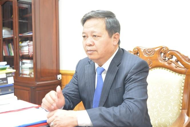 ông Nguyễn Xuân Đông, Chủ tịch UBND tỉnh Hà Nam. Ảnh: hanam.gov.vn