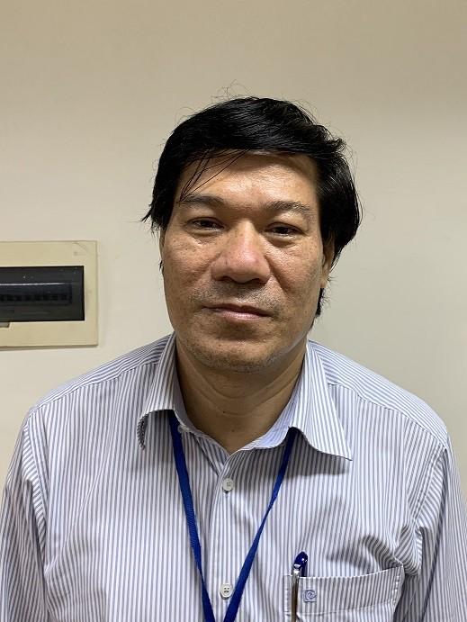 Bắt Giám đốc Nguyễn Nhật Cảm và 6 cán bộ của CDC Hà Nội ảnh 1