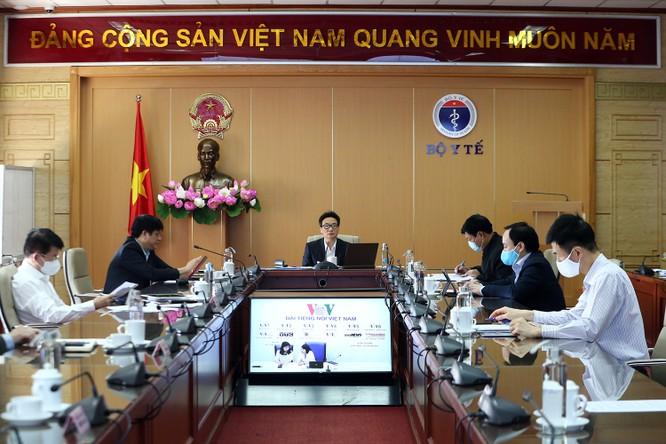 Việt Nam sản xuất sinh phẩm giá rẻ hơn nhiều so với nhập ngoại, chỉ 5 USD/kit ảnh 1