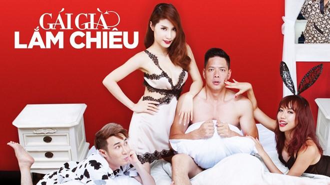 Loạt 13 phim Việt lên Netflix, có cả Dòng máu anh hùng, Gái già lắm chiêu, Ngủ với hồn ma,... ảnh 3