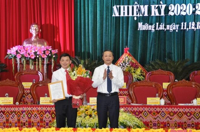 Thanh Hóa: Thêm 1 bí thư huyện ủy được chỉ định tại đại hội ảnh 1