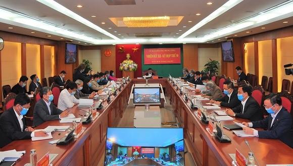 """Cựu Chủ tịch Hà Nội Nguyễn Đức Chung """"vi phạm rất nghiêm trọng quy định của Đảng"""" ảnh 1"""
