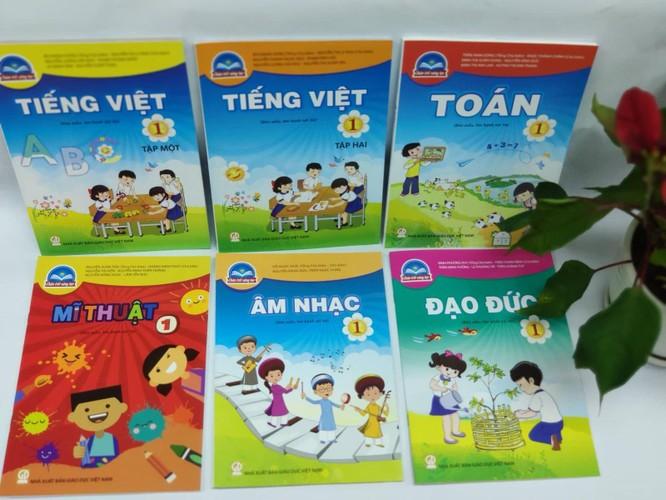 """SGK Tiếng Việt lớp 1 bộ Chân trời sáng tạo có """"sáng tạo"""" quá đà? ảnh 1"""