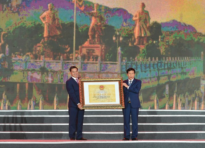 Khu di tích Bạch Đằng Giang được công nhận Di tích lịch sử Quốc gia ảnh 2