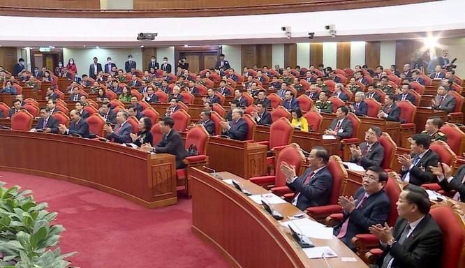 Ông Nguyễn Phú Trọng chủ trì Hội nghị lần thứ I Ban Chấp hành Trung ương Đảng khoá XIII ảnh 5