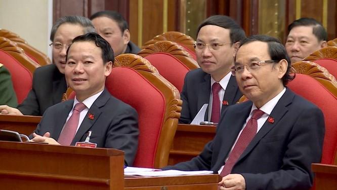 Ông Nguyễn Phú Trọng chủ trì Hội nghị lần thứ I Ban Chấp hành Trung ương Đảng khoá XIII ảnh 9