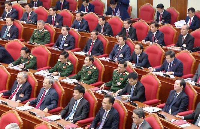 Ông Nguyễn Phú Trọng chủ trì Hội nghị lần thứ I Ban Chấp hành Trung ương Đảng khoá XIII ảnh 10