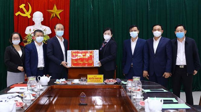 Thái Nguyên: Đảm bảo sản xuất, kinh doanh thông suốt trong bối cảnh COVID-19 ảnh 2