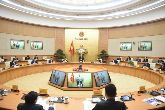 Thủ tướng: Cơ sở dữ liệu quốc gia cần được sử dụng hiệu quả, mỗi cơ quan không ôm giữ để dùng riêng ảnh 1