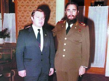 Phidel Castro được bảo vệ đặc biệt như thế nào khi đến Liên Xô? ảnh 1