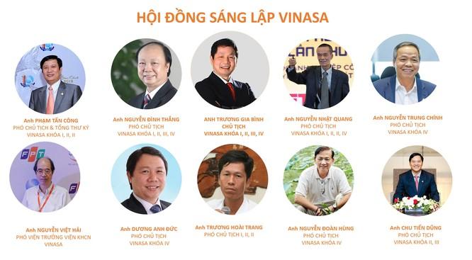 Tổng Giám đốc FPT Nguyễn Văn Khoa là Tân Chủ tịch VINASA ảnh 2
