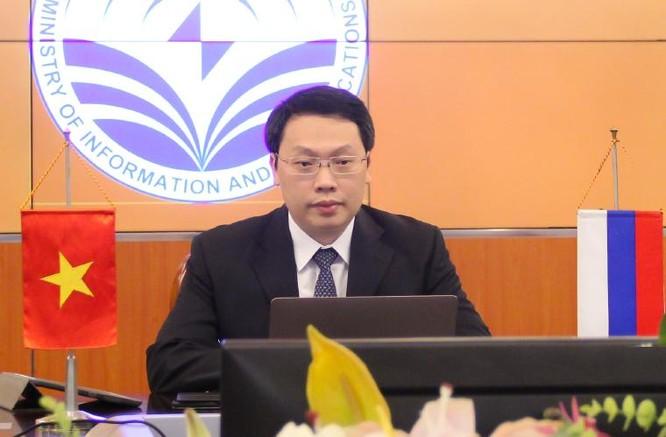Nga và Việt Nam chia sẻ kinh nghiệm quản lý và phát triển Chính phủ số ảnh 1
