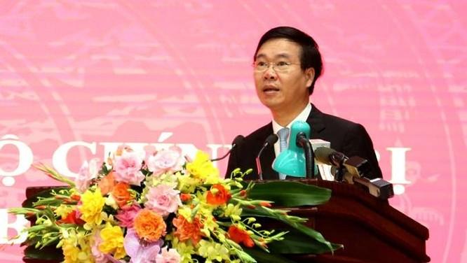 Bộ trưởng Đinh Tiến Dũng được Bộ Chính trị phân công giữ chức Bí thư Thành ủy Hà Nội ảnh 1